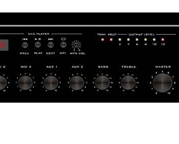 Amplificateur MA120USB